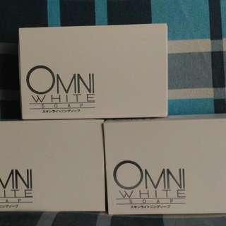 OMNI WHITE Gluta Soap Japan Soap