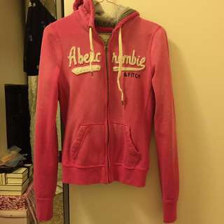 Abercrombie & Fitch hoodie 外套