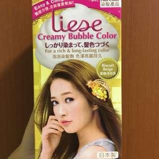 Liese Creamy Bubble Colour Hair Dye