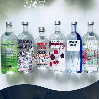 Absolut Spring Collection
