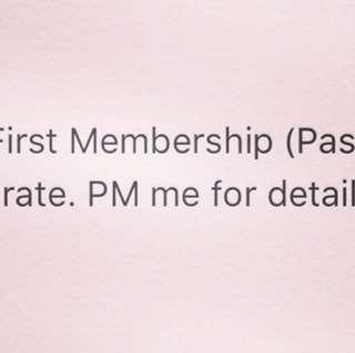 Fitness First (Passport)