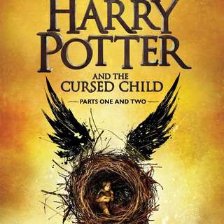 BRAND NEW CURSED CHILD