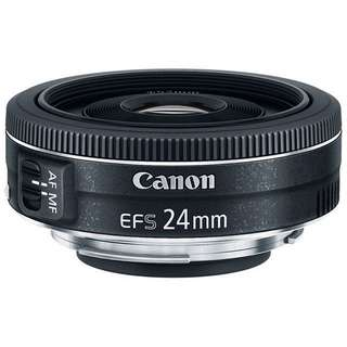 Canon EF-S 24mm f2.8