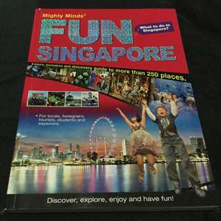 Mighty Minds' Fun Singapore 5th ed.