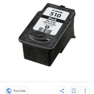 Bumibili po ako ng empty ink cartridge canon at Hp