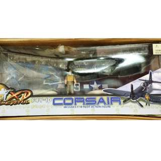 1/18th WW2 USA F4Y-1D Corsair Fighter Plane