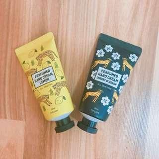 Korean Perfumed Hand Cream