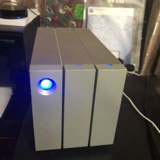 LaCie 2BIg 8TB Thunderbolt 2