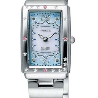 CITIZEN 光動能 學生腕錶 EW9510-51L (清貨)