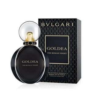 BVLGARI 寶格麗 羅馬之夜女士淡香精5ml/沾式小香