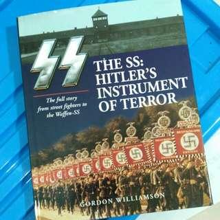 nazi,  the ss,  hitler