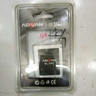 Baterai Advan BL-S4C