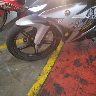 Y15ZR GP mudguard