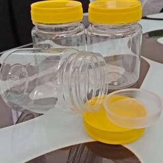 Botol plastik bumbu 180g