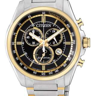 CITIZEN AT2134-82E 性價比 光動能腕錶