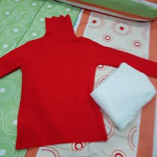 winter sweatshirt ( 2 pcs )
