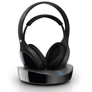 Philips Digital Wireless Headphones SHD8600