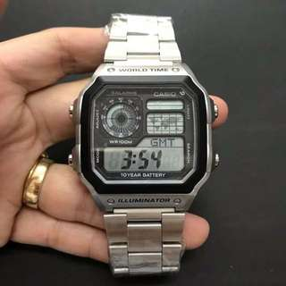 Casio 1200W HD