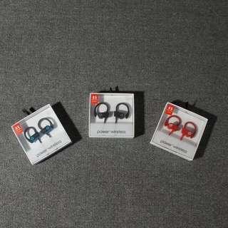 運動簡裝版 Power3 Wireless藍牙耳機