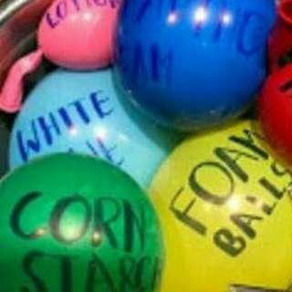 Balloon starter kit (SLIME)