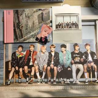 You never walk alone //photbook rm55 BTS standee poster 20 jimin pc sold buy tgt rm70
