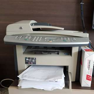 Printer HP laserjet 3055 print scan fax