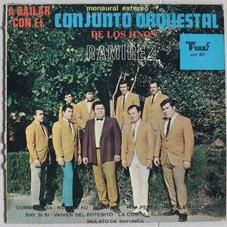vinyl LP