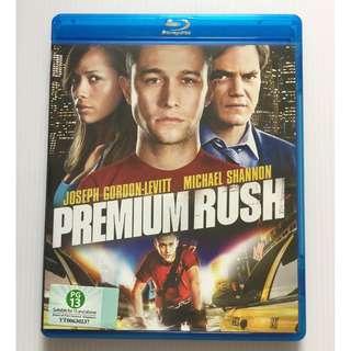 Premium Rush Blu Ray