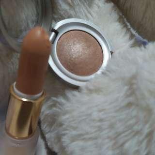 ARTDECO highlighter/eyeshadow & concealer