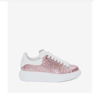 Mcqueen 波鞋