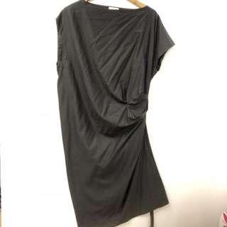Dries Van Noten black dress size 38