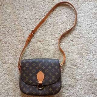 Vintage Louis Vuitton Saint Cloud