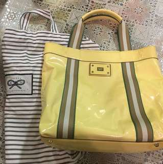 Anya hindmarch handbag 手袋