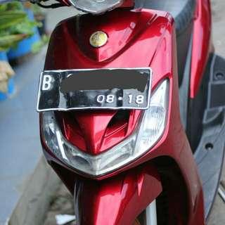 Yamaha mio smile 2009