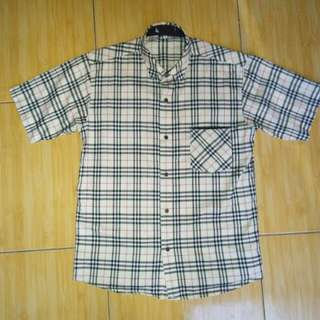 Kemeja burberry of london