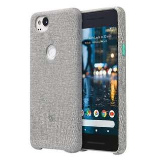 Google Pixel 2 XL Fabric Case - Cement
