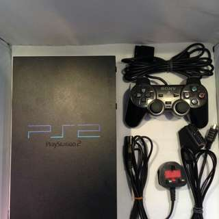Sony PlayStation2 PS2 厚機