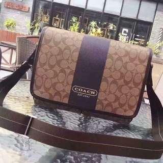 Coach bag for men