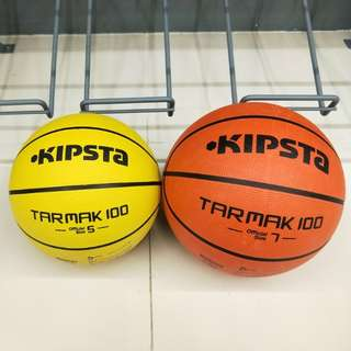 PRE-ORDER BRAND NEW!!! ADULT BASKETBALL TARMAK 100!! YELLOW IS SMALL SIZE AND ORANGE IS LARGE SIZE!!