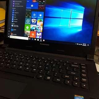 Lenovo Laptop B40