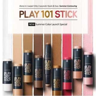 Etude House Play 101 Stick (Sand Highlighter)