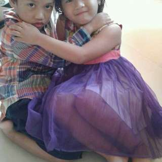 #buahhatiku,dress anak perempuan dan kemeja