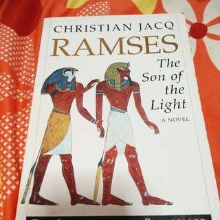 Christian Jacq - Ramses the Son of the light