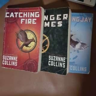 Hunger Games series