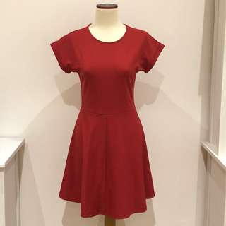 MINIMAL basic dress