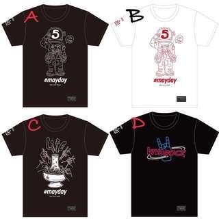 [Pre-Order] Mayday 五月天 LIFE 人生無限公司演唱會周邊商品 Concert Merchandise