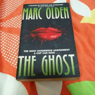 Marc Olden - the ghost