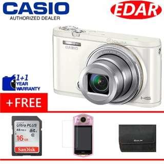 CASIO EX-ZR5100 / ZR5100 EXILIM WITH 2 YEARS WARRANTY