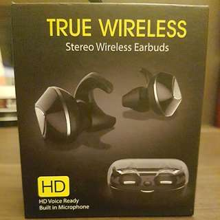 BNIB True Wireless stereo Earbuds