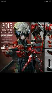 BIB hot toys red raiden exclusive